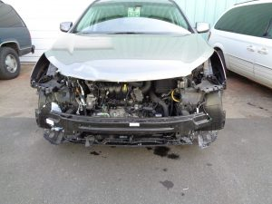 Collision Auto Body Repair: Before at Hamiltons Auto Body in Bealeton VA