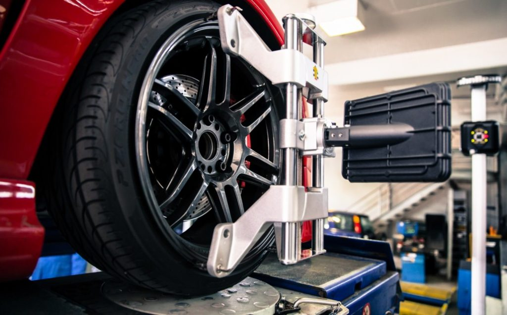 Alignment Services at Global Automotive in Fauquier County VA