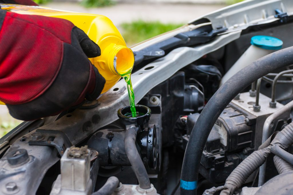 Radiator Flush Services at Global Automotive in Fauquier County VA