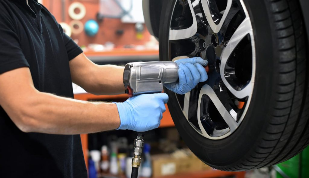 Tire Rotation Services at Global Automotive in Fauquier County VA