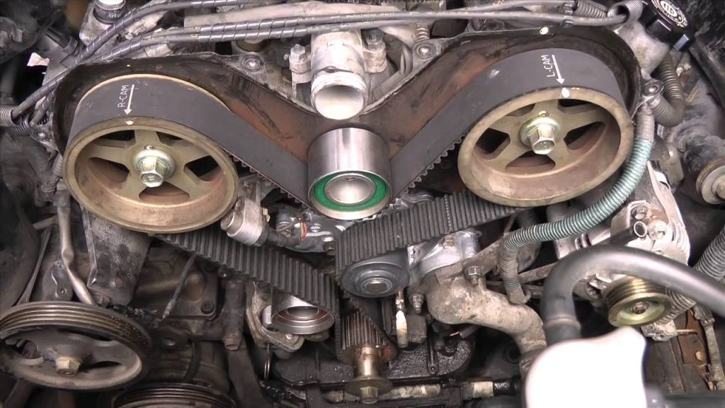 Serpentine Belt Replacement at Global Automotive in Bealeton VA