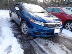 Honda Collision Repair: After