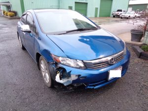Honda Collision Repair Hamiltons Auto Body